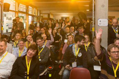 Rund 150 Teilnehmer diskutierten über die Zukunft des Banking.