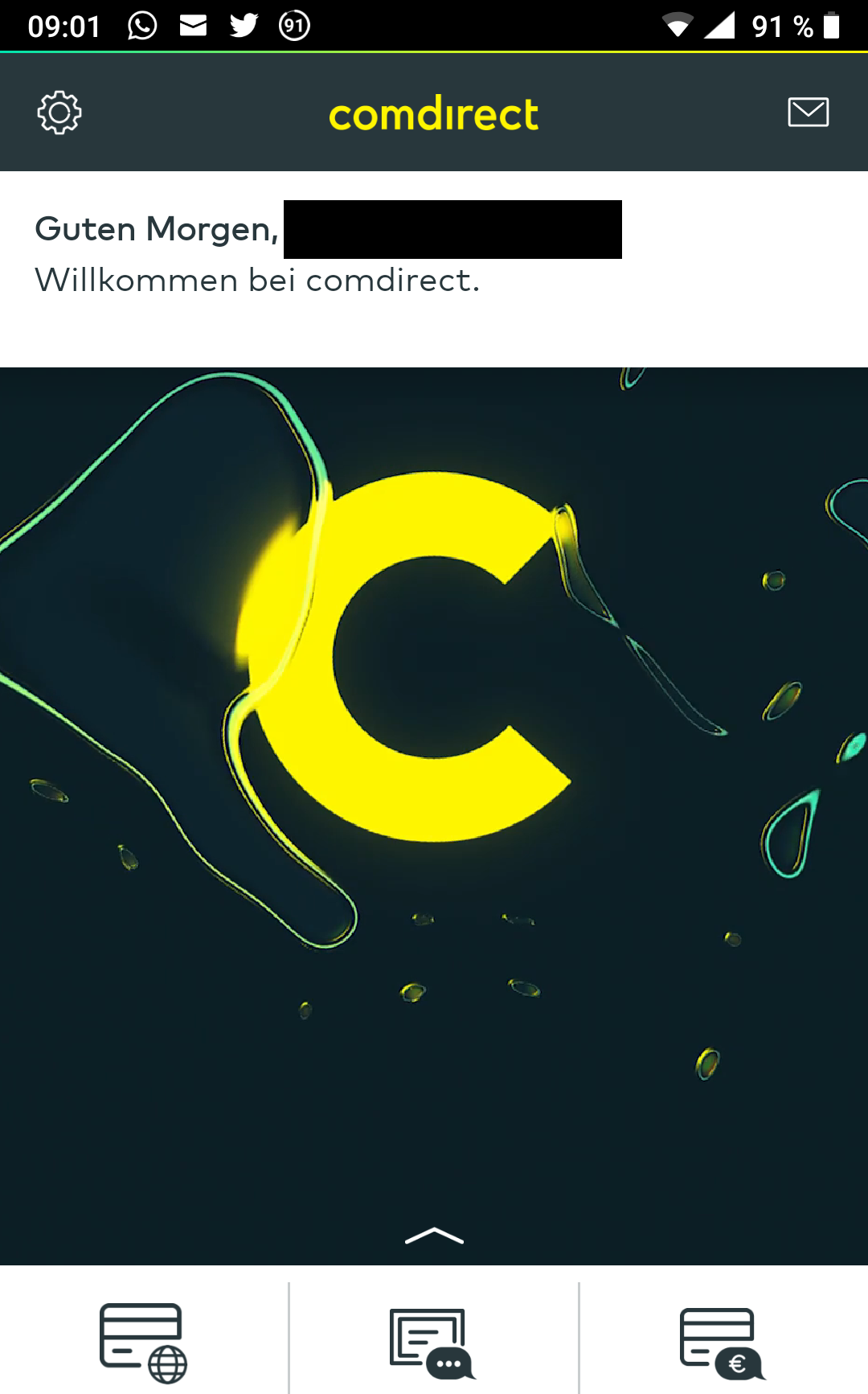 """Gelöst comdirect's neue """"comdirect"""" App – Seite 20   comdirect"""